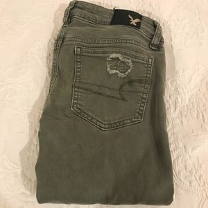 American Eagle Jeans. Size 0.